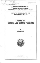 W.I.B. Price Bulletin: Issues 30-57