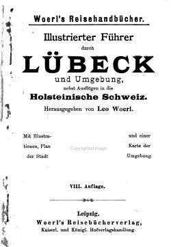 Illustrierter F  hrer durch L  beck un Umgebung PDF
