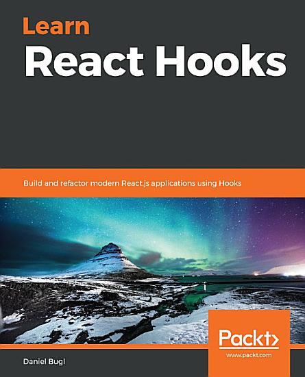 Learn React Hooks PDF