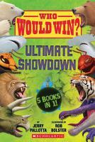 Who Would Win  Ultimate Showdown PDF
