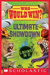 Who Would Win  Ultimate Showdown PDF
