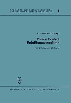 Poison Control Entgiftungsprobleme PDF