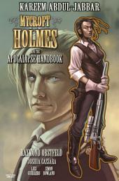 Mycroft Holmes and the Apocalypse Handbook #4