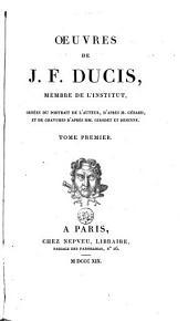 Discours. Hamlet. Roméo et Juliette. Oedipe chez Admète. Le roi Lear