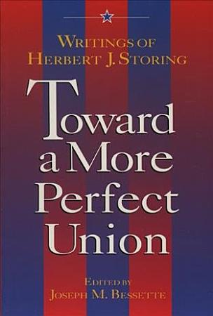 Toward a More Perfect Union PDF