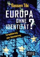 Europa ohne Identit  t  PDF