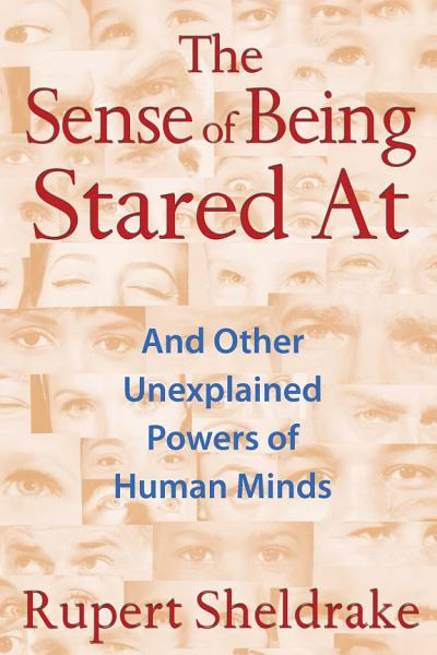 Download The Sense of Being Stared At Book