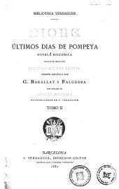 Dione: últimos días de Pompeya