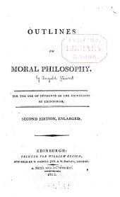 Outlines of moral philosophy, for the use of students in the University of Edinburgh
