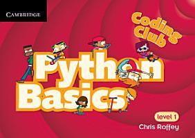 Coding Club Level 1 Python Basics PDF