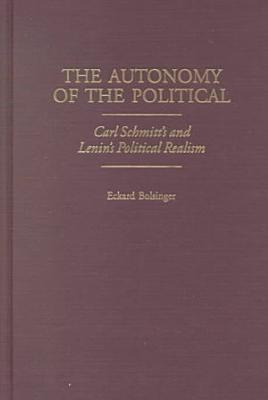 The Autonomy of the Political