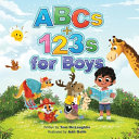 ABCs and 123s for Boys Book