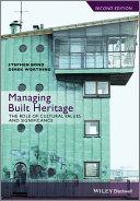 Managing Built Heritage