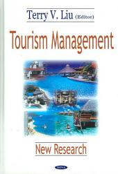 Tourism Management: New Research