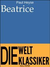 Beatrice: Novelle