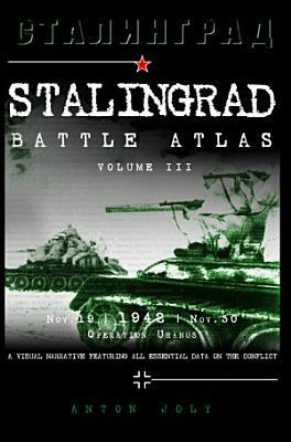 Stalingrad Battle Atlas  Volume III PDF