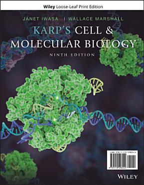 Karp s Cell and Molecular Biology PDF