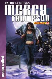 Patricia Briggs' Mercy Thompson: Moon Called Vol. 1 #3