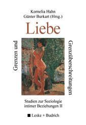 Grenzen und Grenzüberschreitungen der Liebe: Studien zur Soziologie intimer Beziehungen II