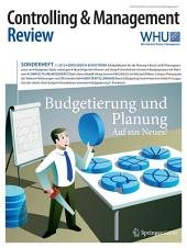 Controlling & Management Review Sonderheft 1-2015: Budgetierung und Planung