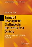Transport Development Challenges in the Twenty First Century PDF