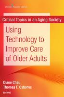 Using Technology to Improve Care of Older Adults PDF