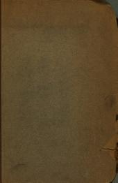 Outline of the History, Theory and Practice of Quarantine: Relation of Quarantine to Constitutional and International Law and to Commerce