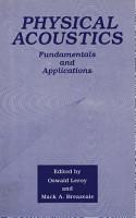 Physical Acoustics PDF
