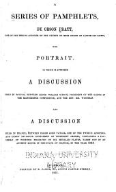 A Series of Pamphlets