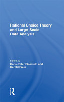 Rational Choice Theory And Large Scale Data Analysis PDF