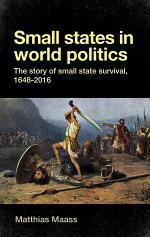 Small states in world politics