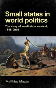 Small states in world politics PDF