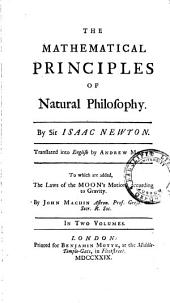 The Mathematical Principles of Natural Philosophy: Volume 1