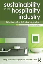 Sustainability in the Hospitality Industry 2nd Ed