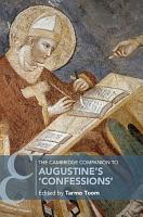 The Cambridge Companion to Augustine s    Confessions    PDF