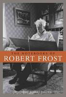 The Notebooks of Robert Frost PDF