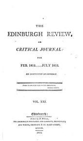 THE EDINBURGH REVIEW OF CRITICAL JOURNAL