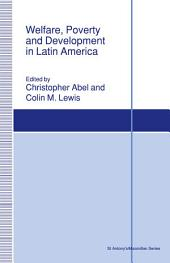 Welfare, Poverty and Development in Latin America