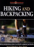 Hiking and Backpacking PDF