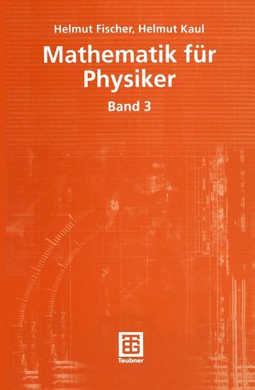 Mathematik f  r Physiker PDF
