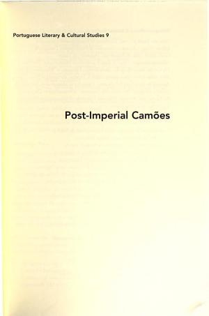 Portuguese Literary   Cultural Studies PDF