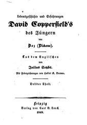 Sämmtliche Werke: Lebensgeschichte und Erfahrungen David Copperfield's des Jüngeren ; 3, Band 72