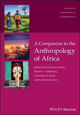 A Companion to the Anthropology of Africa PDF