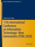 17th International Conference on Information Technology–New Generations (ITNG 2020)