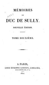 Mémoires du Duc de Sully: Volume 2