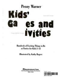 Giant Book of Kids Activities PDF
