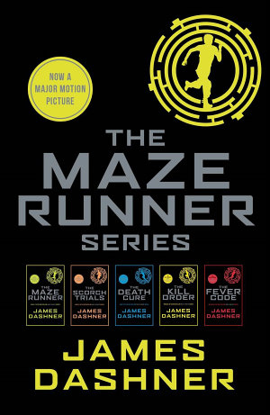 Maze Runner series ebooks  5 books