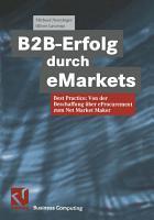 B2B Erfolg durch eMarkets PDF