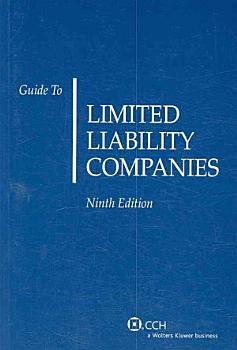 Guide to Limited Liability Companies PDF