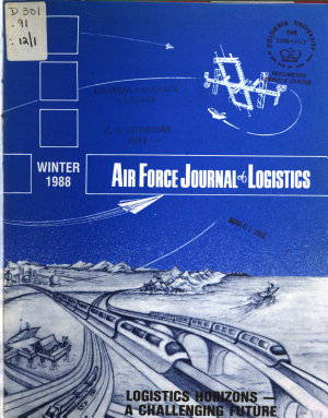 Air Force Journal of Logistics PDF